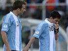 视频集锦-巴内加破门梅西失绝杀 阿根廷客场1-1