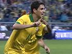 进球视频-巴西凶悍铲抢疑似犯规 奥斯卡推射破法国