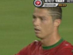 进球视频-葡萄牙角球佩佩鞋底妙传 C罗近距离扳平