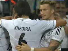 视频集锦-克洛泽平传奇纪录穆勒破门 德国3-0