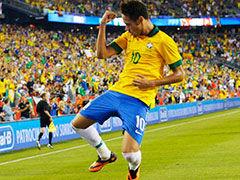 视频集锦-内马尔1条龙弟媳空袭 巴西3-1葡萄牙