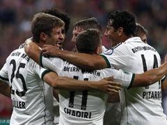 视频集锦-穆勒双响里贝里破门 拜仁4-1汉诺威