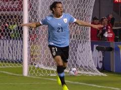 进球视频-乌拉圭神速反击 苏神助攻卡瓦尼单刀袭城