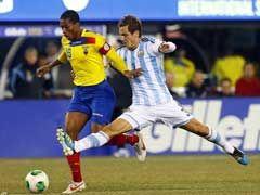 视频集锦-曼联边锋中柱 无梅西阿根廷尴尬闷平
