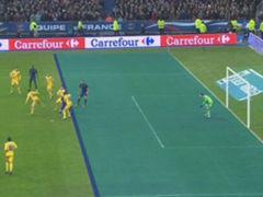 进球视频-法国绝处逢生 本泽马越位进球引爆全场