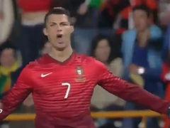 视频集锦-C罗梅开二度+破纪录 葡萄牙5-1喀麦隆