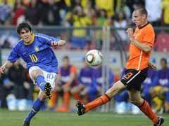 视频-卡卡世界杯最后的表演 梅洛犯错巴西遭逆转
