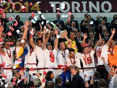 塞维利亚欧联9年3冠