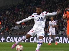 视频集锦-费基尔梅开二度 里昂4-0大胜洛里昂