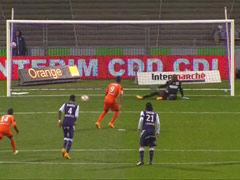 视频集锦-5分钟遭对手3球逆转 图卢兹2-3洛里昂