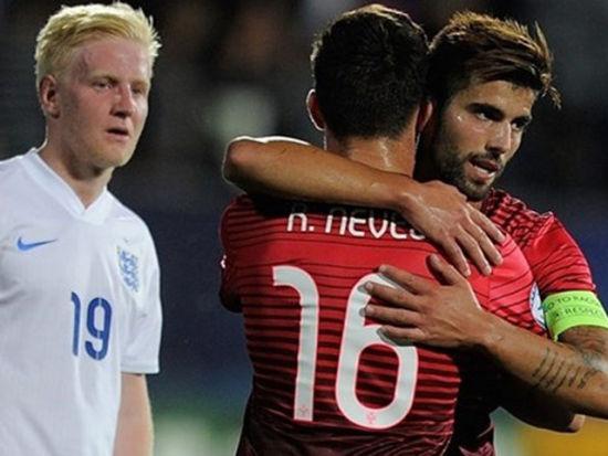 视频集锦-马里奥进制胜球 欧青赛葡萄牙1-0英格兰