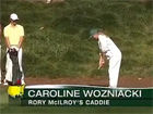 沃兹打球一杆进水