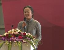 刘钰出席高博会活动