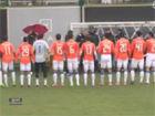 视频集锦-鲁能海外拉练遇强敌 0-1不敌游击队