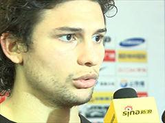 视频-埃尔克森:红牌是对的 赢了一场美丽的比赛