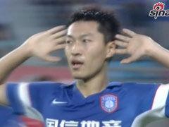 视频集锦-吴曦破门 江苏舜天2-1赢得保级关键战