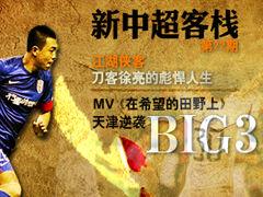 《新中超客栈》完整版 徐亮彪悍人生&津门虎逆袭