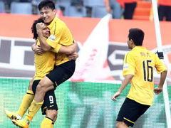 视频集锦-郜林荣昊破门 恒大胜山东提前3轮卫冕