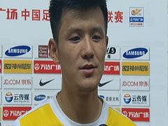 视频-于涛:这场胜利非常重要 替补队员很努力