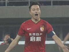 进球视频-郜林插上曼妙停球 单挑晃倒李玮峰破门
