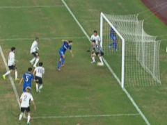 进球视频-埃利亚斯头球中柱变助攻 德扬补射空门