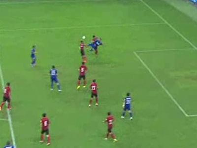 视频录播-中超第15轮 上海绿地VS辽宁宏运上半场