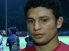 视频-埃尔克森谈超级杯:球迷呼吁招我进国家队