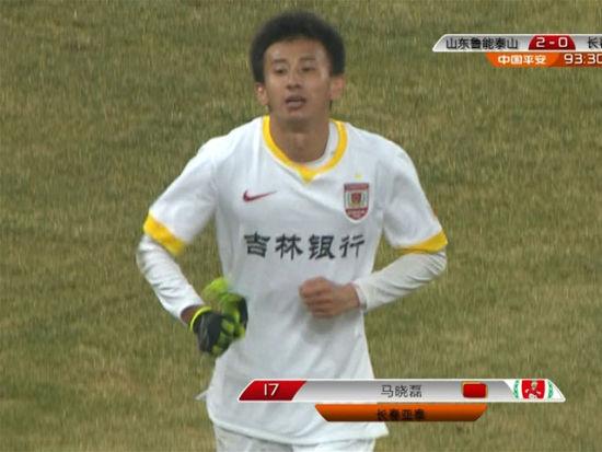视频-新赛季首张红牌!马晓磊手球两黄变一红下场