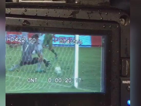 视频-现场记者拍摄天津扳平全程 胡人天抢点