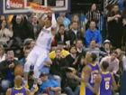 视频-掘金团队篮球表演时刻 伊戈达拉空接暴扣