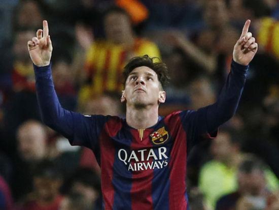 视频-梅西西甲43球全记录 低开高走迎来最好球王