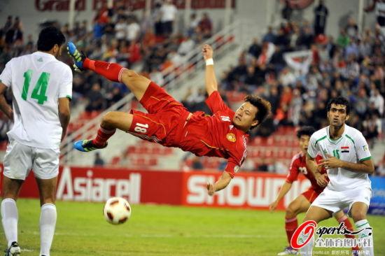 伊拉克1-0中国