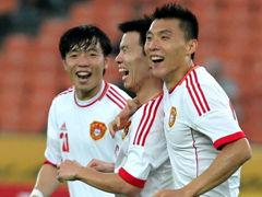 东亚杯国足4-3澳洲
