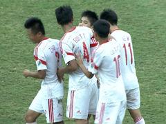 国少2-0中国香港
