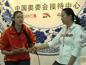 视频-专访赵蕊蕊:女排正处低谷 亚运定会反弹