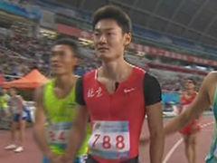 视频-张培萌200米20秒47 平全国纪录夺第2金
