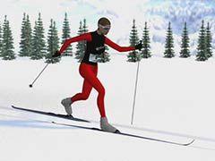 视频-2014年索契冬奥会项目介绍 越野滑雪