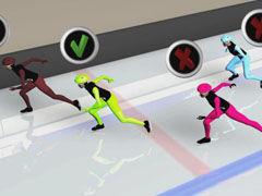 视频-2014年索契冬奥会项目介绍 短道速滑