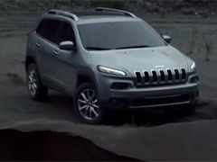 2014超级碗Jeep汽车广告