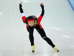 飞图视频-速度滑冰张虹夺冠 中国速滑34年第一金