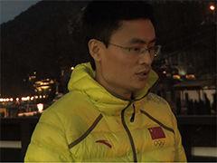 视频-《索契面对面》第2期 单板滑雪队领队李扬