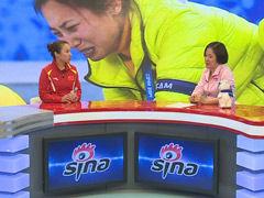 视频-李琰:王�魃送慈萌诵奶� 病房高喊中国赢!