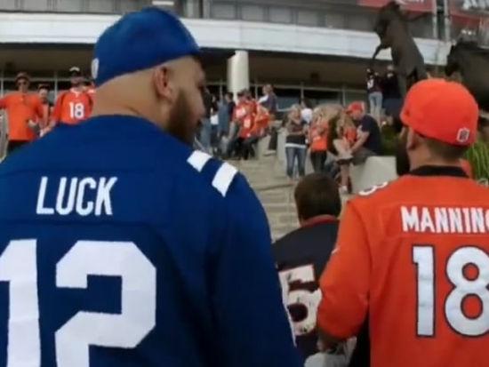 NFL常规赛宣传片