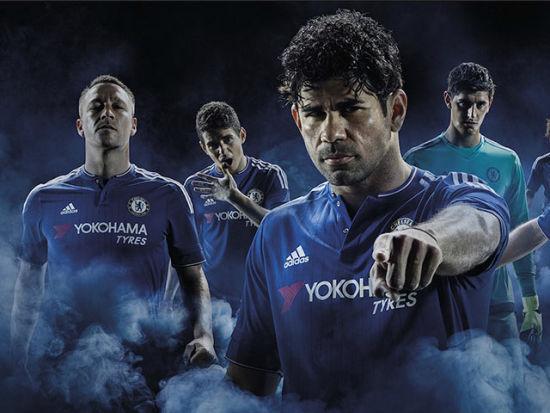 视频-世间五彩蓝色永恒 切尔西发布新赛季球衣