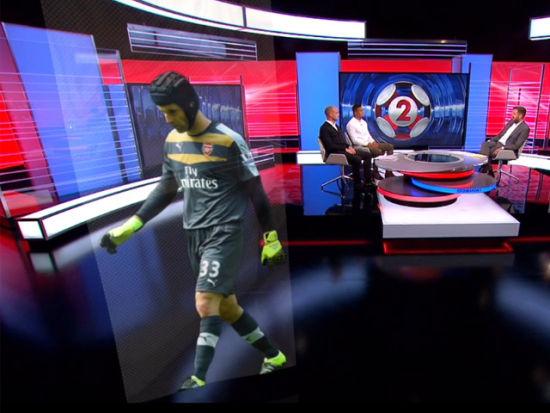 视频-英超字幕组:BBC评切赫丢球 本应做更好