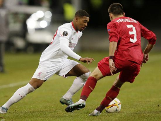 视频录播-欧联杯小组赛 喀山鲁宾VS利物浦上半场