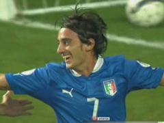进球视频-阿奎拉尼折射建功 意大利幸运终场扳平