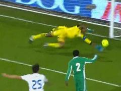 视频-迪亚曼蒂巧妙分球 帕罗洛抽射变向遗憾中柱