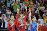 体操女子平衡木眭禄夺冠