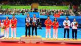 羽毛球混双韩国组合夺冠